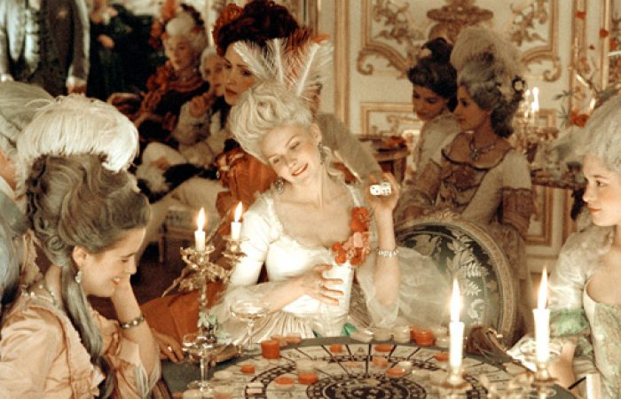 "VIDEO: Marie Antoinette: ""Ceremony"""