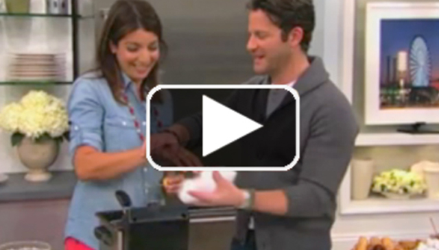 NATE BERKUS – EASY PARTY SNACKS