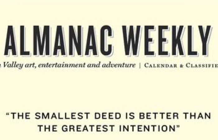 Almanac Weekly: Book Launch