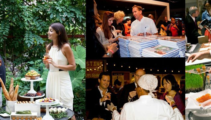 Mary Giuliani Catering and Events 12th Anniversary