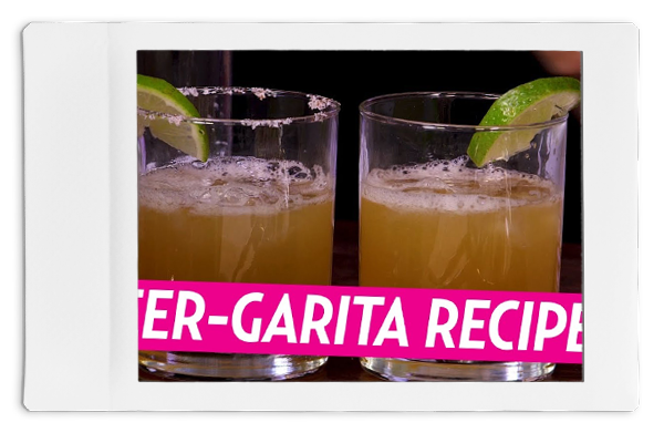 Celebrity Caterer Mary Giuliani Shows Us the Drink of Summer ­– a Beer-Garita